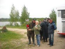 Zawody wędkarskie Koszorów, 12 maja 2012