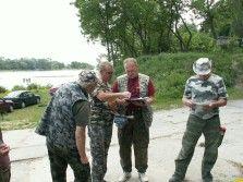 Zawody wędkarskie Kłuda, 5 czerwca 2012
