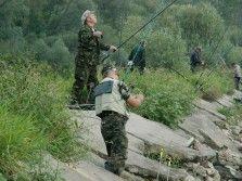 Zawody wędkarskie Wilczkowice Górne, 25 sierpnia 2012