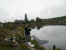 Zawody wędkarskie Koszorów, Topornia, 14-15 września 2012